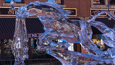 Ice Sculptures - Cripple Creek - 02-16-13