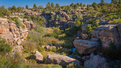 Castlewood Canyon Hike ~ 09-24-2014